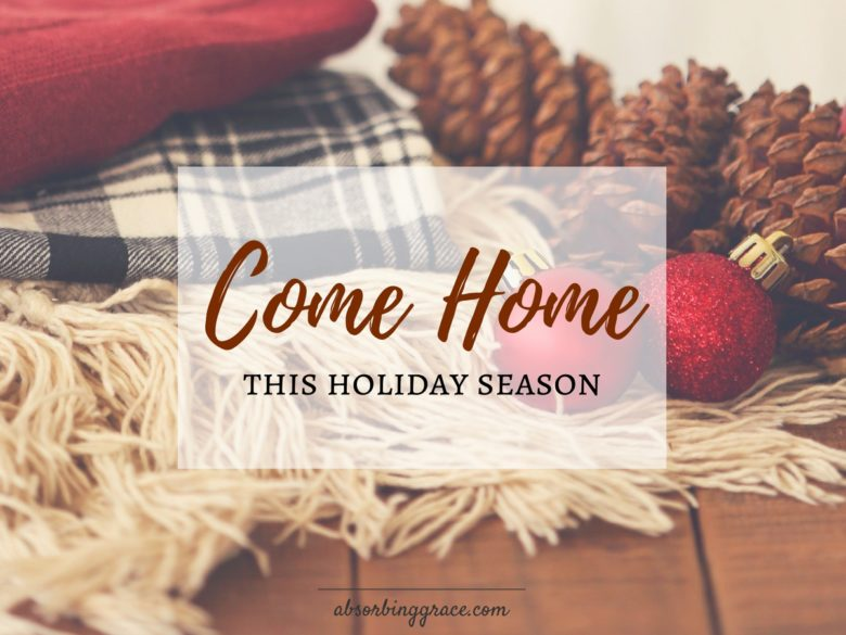 come home this holiday season christmas decor